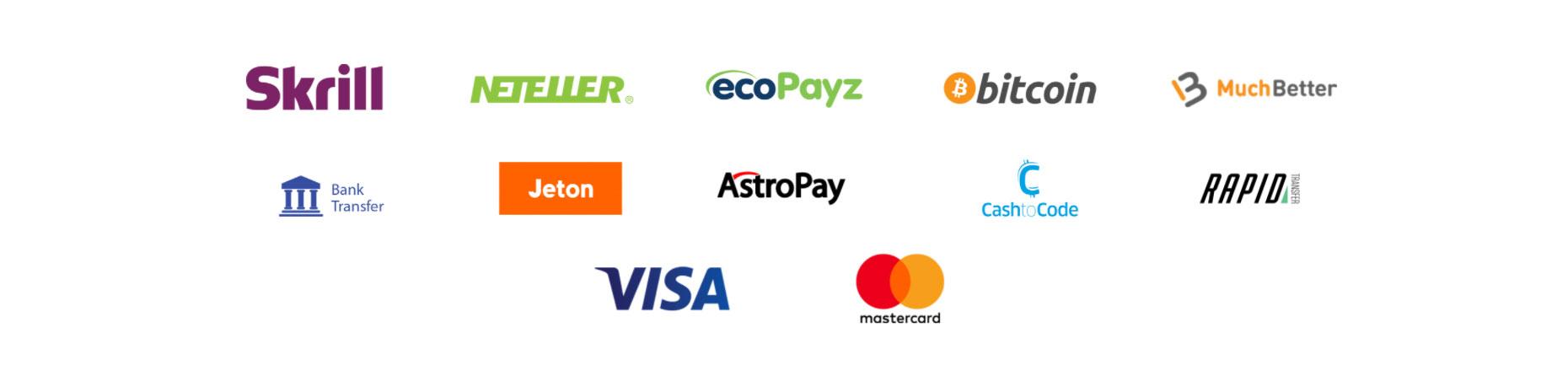 Payment Method - Orbit Exchange
